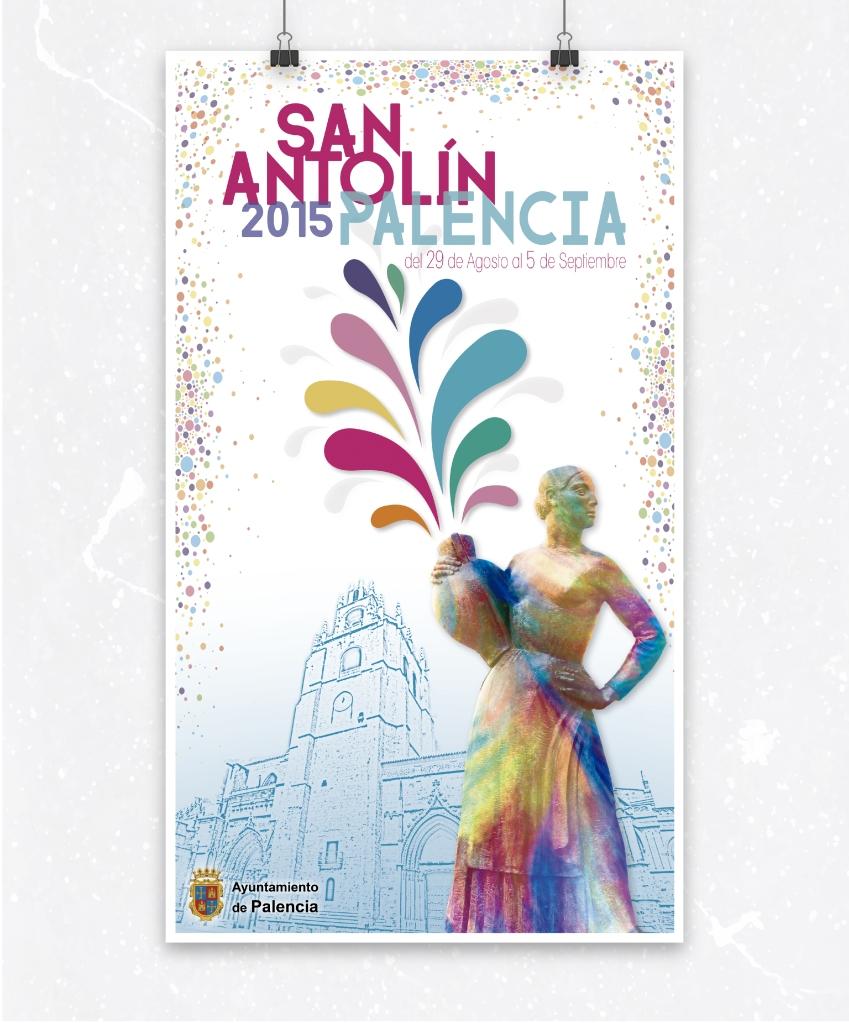 Cartel Palencia